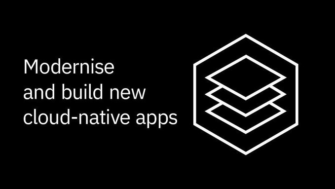 Access built-in tools and processes to accelerate the building or modernisation of your client's applications for #Kubernetes. The self-service environment of #IBM #Cloud Pak for Applications combines open source tools with existing middleware. https://t.co/pTOxsE6xEo https://t.co/E0biv1H3Gd