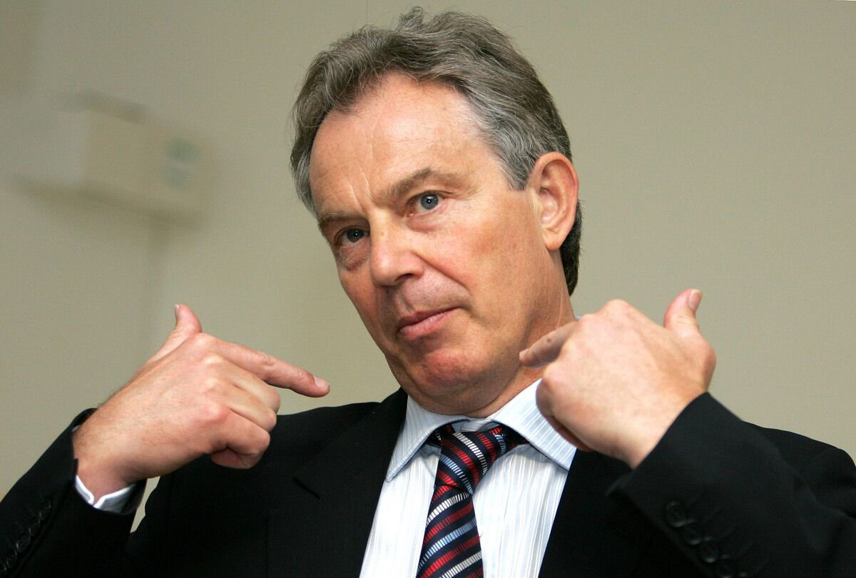 If you had the choice, with hindsight, would you have voted for #TonyBlair in knowledge of the #Iraq war...   #Election97  #PoliticsToday / #riots2020 / #schoolreopening / #politics / #Labour / #Tory / #LibDems / #SaturdayMotivation / #SaturdayVibes   Thought for the day...   💭 https://t.co/zMccYEeeDA