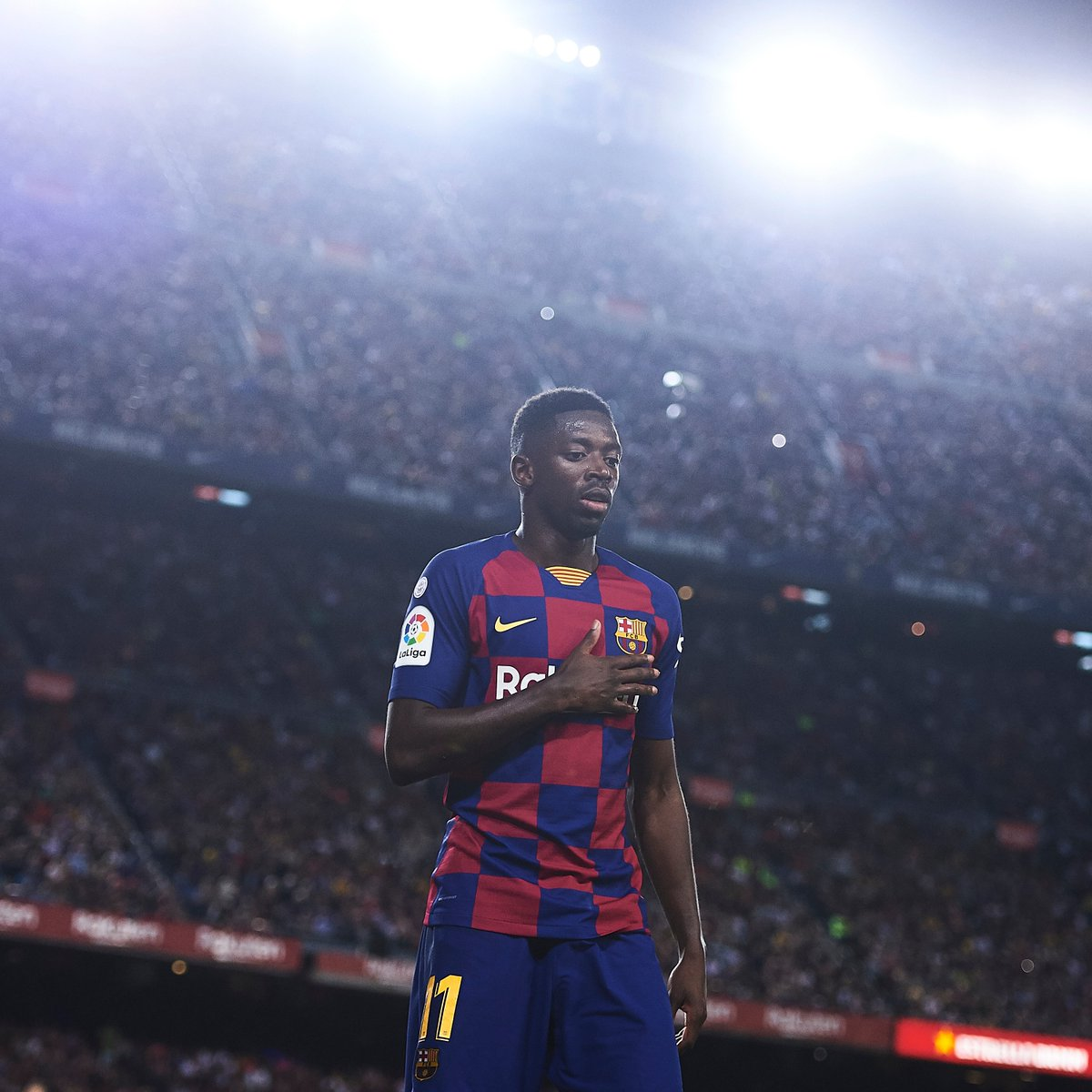 Goal On Twitter Liverpool Will Consider A Move For Barcelona S Ousmane Dembele If They Cannot Sign Timo Werner According To Mundo Deportivo Https T Co Idrwfthgsj