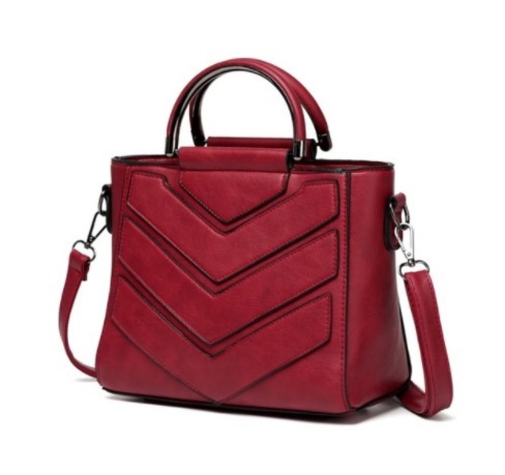 #food #tflers Women's Arrow Patchwork Shoulder Bag
