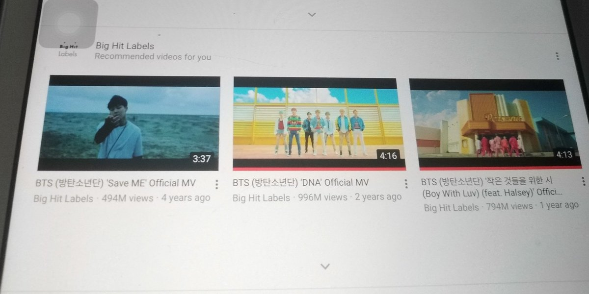 armys please stream everyday   our goals before @BTS_twt 7th anniversary :  DNA 996M   1B Boy with Luv 794M  800M Save Me 494M  500M IDOL ft. Nicki 99M  100M Agust D 96M  100M Black Swan 92M  100M pic.twitter.com/mc9GKYqKv9