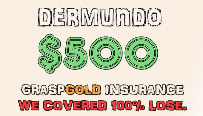Image for DER MUNDO Insurance Shared 100%.