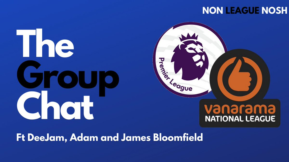 🎙PODCAST REMINDER🎙 Myself, @theadamwade and @jbloomfield93 sat down to discuss the latest news from the English game 📆 EPL return date 📺 Free games on TV 🤷♂️ Still no decision on National League 🗣 Our podcast highlights so far 🔗 youtu.be/hfu5HR1fpU0