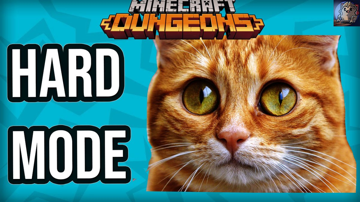 We are taking on the chonkiest boys in my latest Minecraft Dungeons video. You gotta check it out!  Group Ep 3 - https://youtu.be/tD5YwvGAJOg   #minecraft #minecraftdungeons #letsplay #pcgaming #funny #minecraftwalkthrough #minecraftgameplay #minecraftpc #funnymoments #dank #memespic.twitter.com/k11Y88dqNw