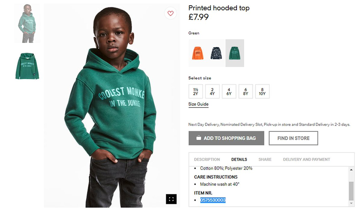 Y'all forget too easily #hm #gucci pic.twitter.com/AEZM3t7R5G