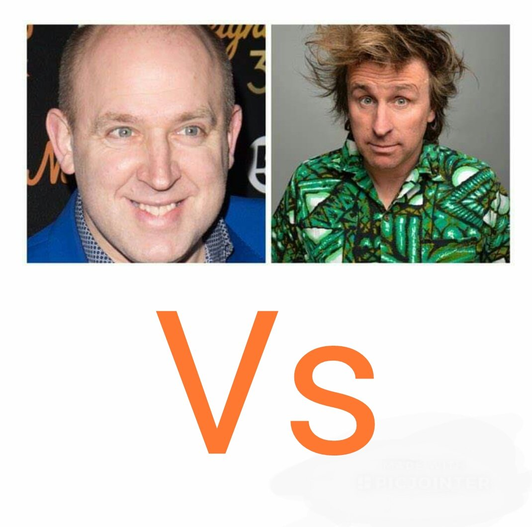How about this 1 liner comedy clash with @RealTimVine @themiltonjones led get this on 1 camera 2 mics and 100s of 1 liners. Who would win? pic.twitter.com/bwsasrRj2c