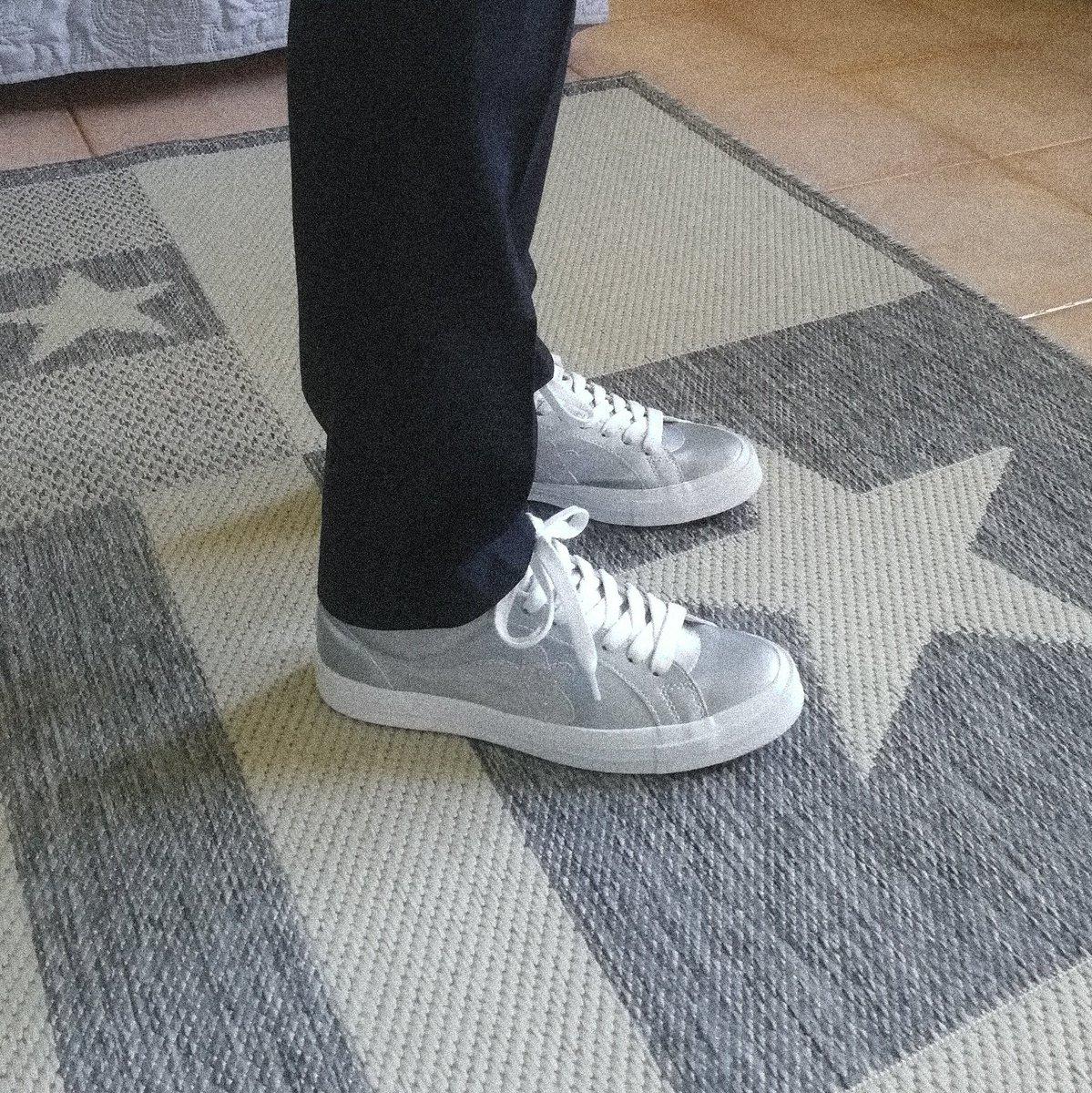 I jus bought @golflefleur × @Converse 3M shoes / @tylerthecreator #converse #golflefleurpic.twitter.com/ho8urabibv