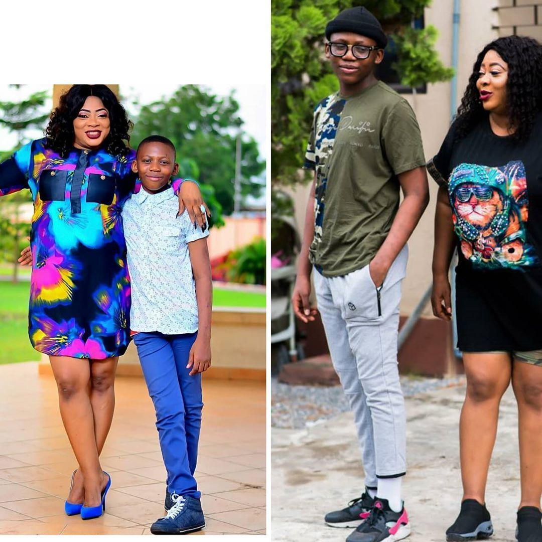 Actress Ayo Adesanya celebrates her only son and child as he turns 16 (photos, video) http://dlvr.it/RXg6Gnpic.twitter.com/Y3FoeCvE61