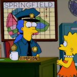 This episode of The Simpsons turned 25 this month: