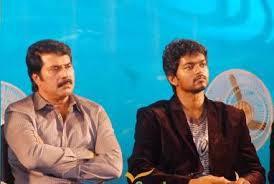 #MammukkaBdayBashIn100D  Always Powerful Actors @actorvijay Na @mammukka Sir   Verithanam Mass Awesome#Masterpic.twitter.com/CvuIGwmnOe