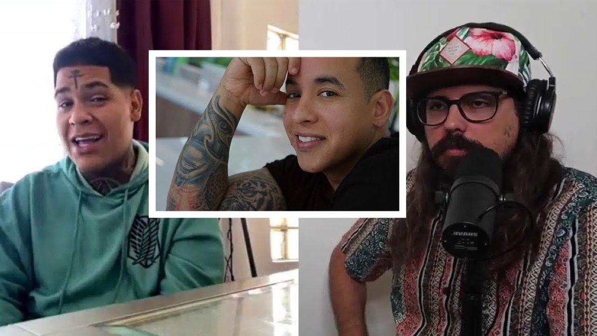 Almighty le manda fuego a Daddy Yankee – Chente Ydrach Clips http://dlvr.it/RXg74F #Noticias #DaddyYankee pic.twitter.com/rnBcLhout9