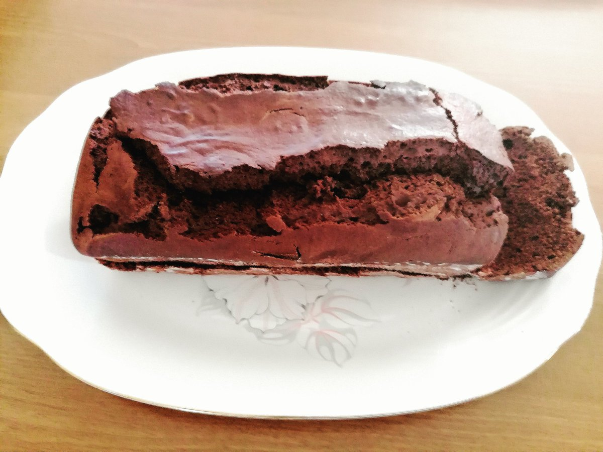 Plum cake al cacao🍞🍫#f4f #goodday #l4l #love  #bread #morningtime #instalike #sandwich #instagood #fresh #follow4follow #breakfast #followforfollow #morning #sun #instadaily @rocket_hastags #instalikesandfollowers4u #likeforlike #milk #instafood #fff #fruits #table #lfl #LIKEs