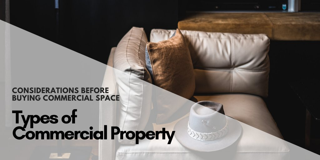 Whatever you choose, ensure that the property is healthy. Investing in #commercialproperty is similar to #investing in residential property; whatever you choose has to make you a profit in the end. #CommercialRealEstate #CRE #CREFinance #InvestmentProperty #RealEstate https://t.co/baowKgc2An