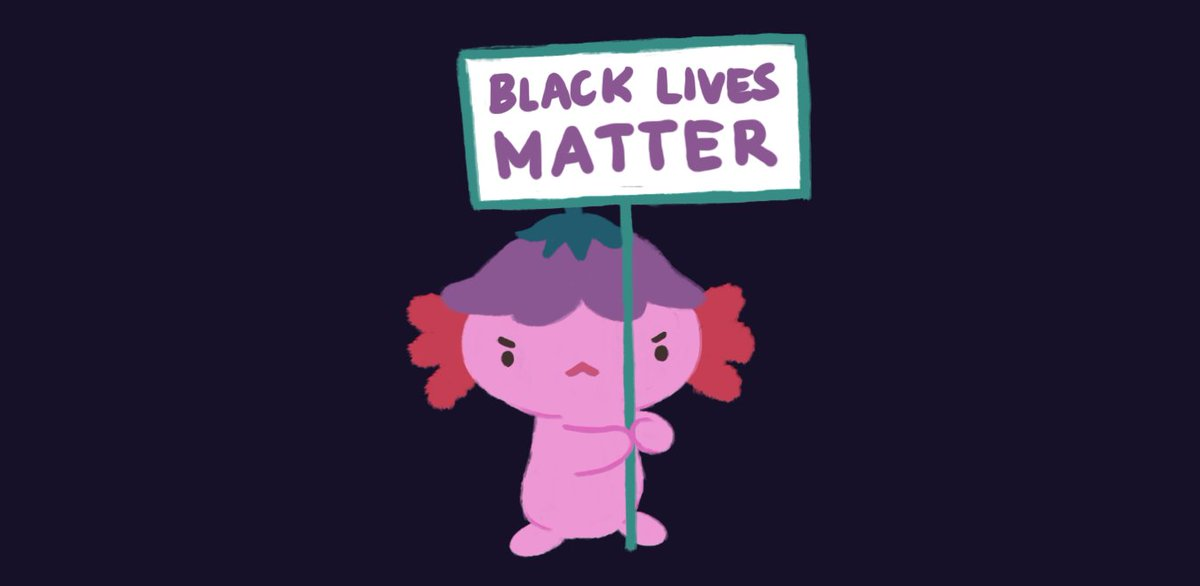 Five months ago, I held a fictional readathon about friends rallying together to fight evil. Now its real life. Now is the time for bravery, to stand in solidarity with Black ppl, and to challenge anti-Blackness. The Quiet Pond supports #BlackLivesMatter.