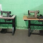 Image for the Tweet beginning: Today we received 2 sewing