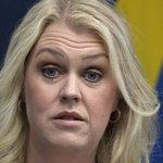 Image for the Tweet beginning: Svensk minister: Vi er definitivt