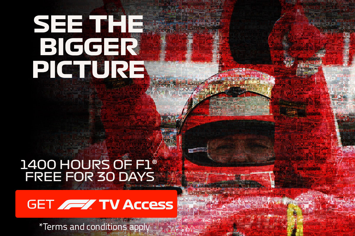 Rewatch 2019 ahead of the 2020 season ✅  Exclusive documentaries and features amongst over 1400 hours of content ✅   Last chance to get one month of F1 TV for free! ✅  >> https://t.co/e1uBH3ppUh   #F1 #F1TV https://t.co/wMjivdBDdw