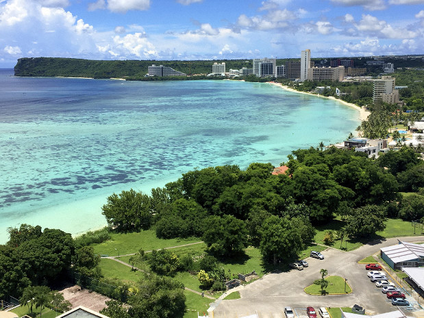 #Guam will allow tourists from #Taiwan to visit beginning July 1, but there's a catch. #COVID19 #quarantine https://www.taiwannews.com.tw/en/news/3942229pic.twitter.com/dc8v1b2CuZ