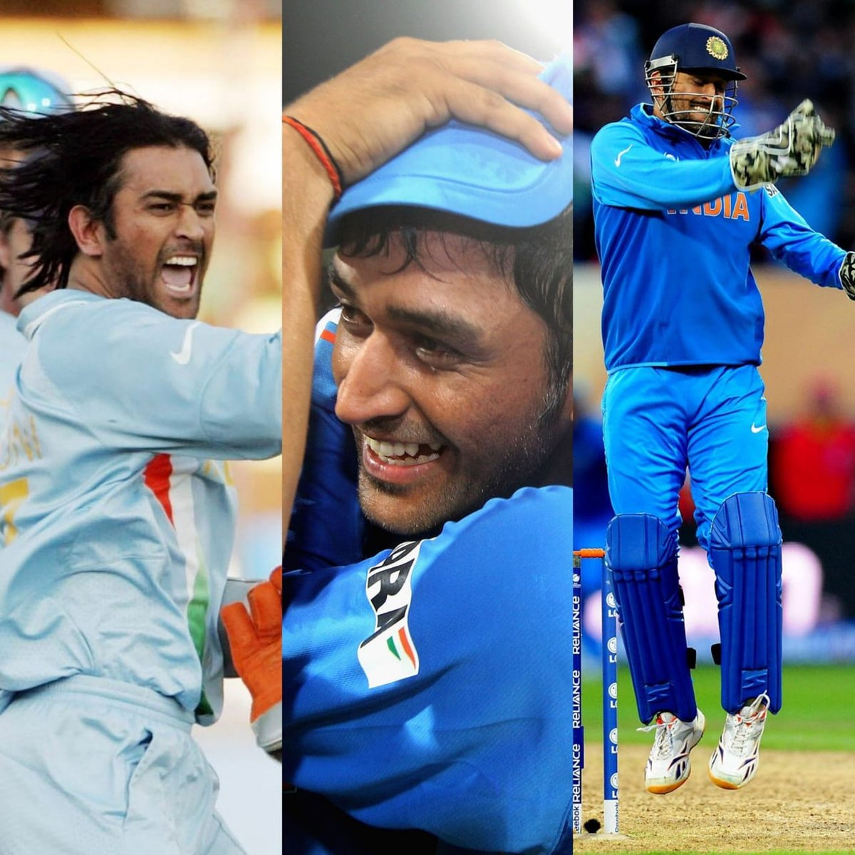 Only captain to win all the icc trophies #DhoniFanForever<br>http://pic.twitter.com/2I917yqqiA