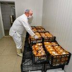 Image for the Tweet beginning: Salgın krizinde dayanışmayı büyütürken üretici