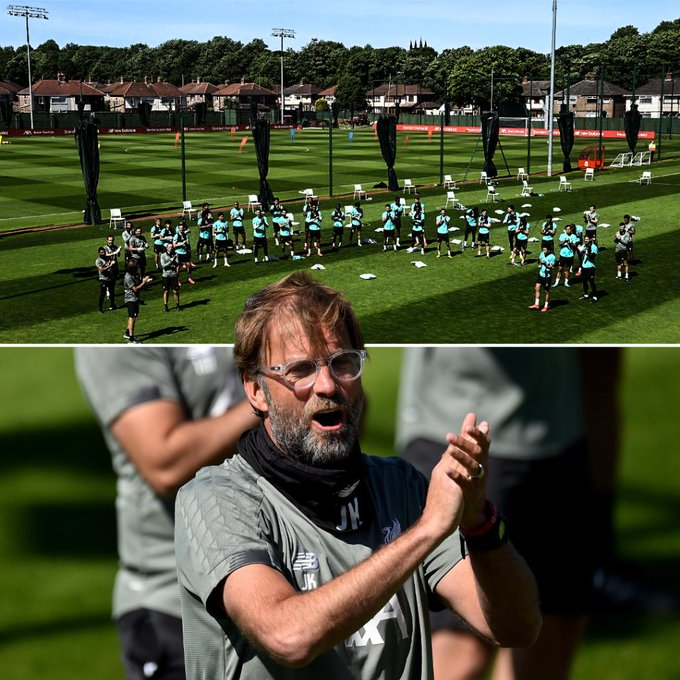 Liverpool sang Happy Birthday to Steven Gerrard in training even though he wasn\t there