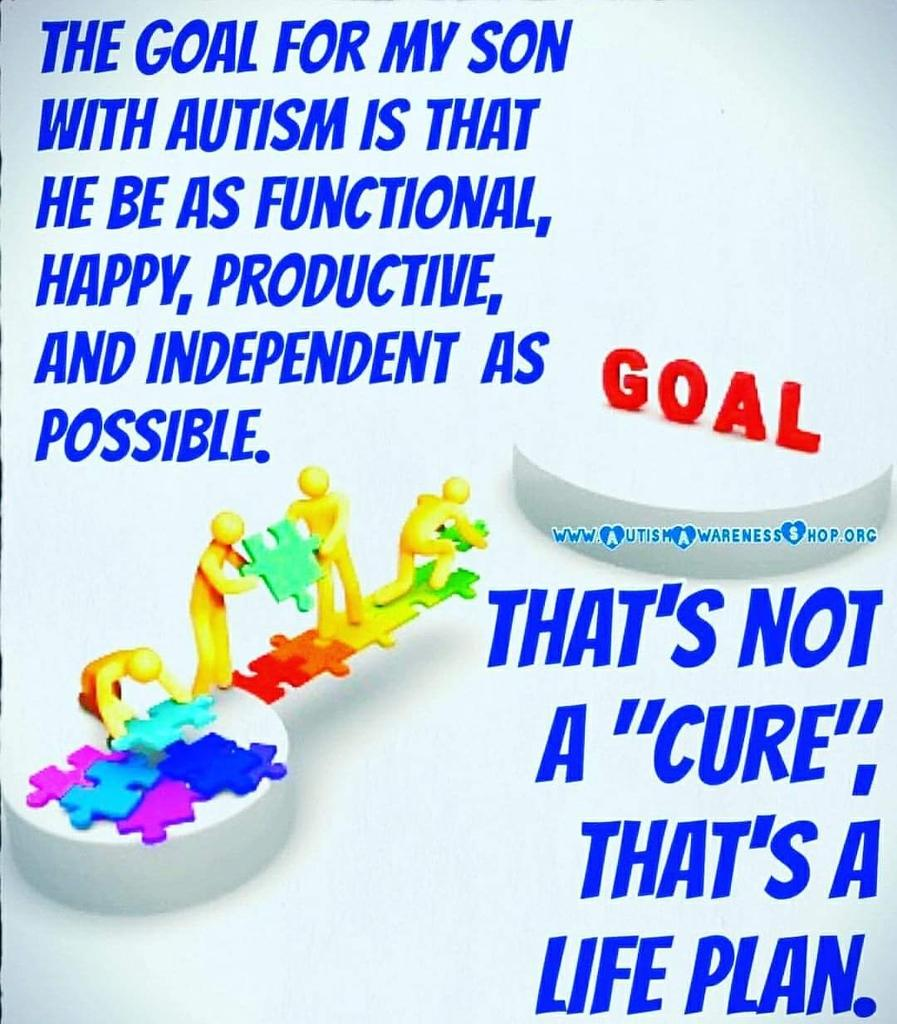 Every day is autism awareness day in our house. #autism #autismdad #autismawareness  #autismawarenessmonth #autismfamily #autismparent #autismrocks #lightitupblue #differentnotless Let's Band together to raise awareness 🙏💙👊🌍 https://t.co/SyIpkyVhxm