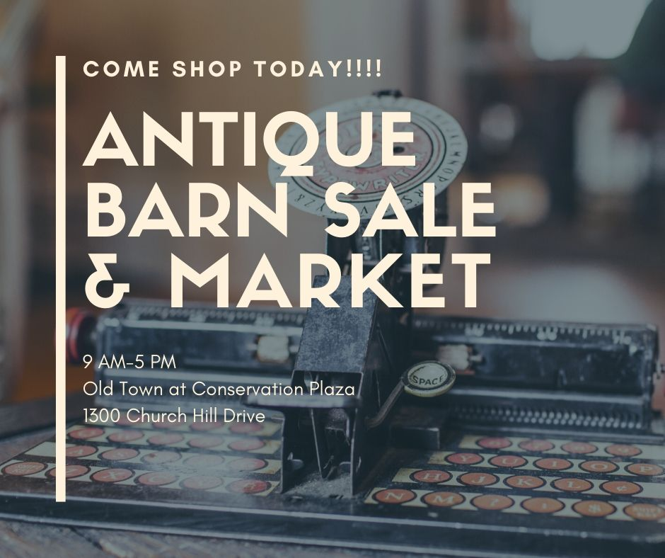 Today is the day! Doors open at 9 am.  #openairmarket #antiquesale #antiques #vintage #vintagefinds #fundraiser #supportlocalpic.twitter.com/zhCWfTVbR7
