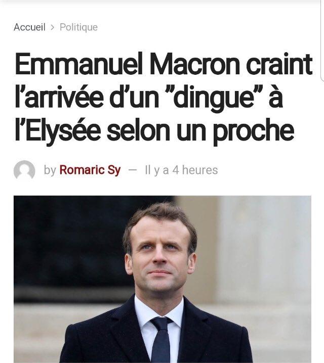RT @jmAlric11: L'interview de #Macron date de 2017 ou de maintenant ? 😂 https://t.co/XAKmqHITpe