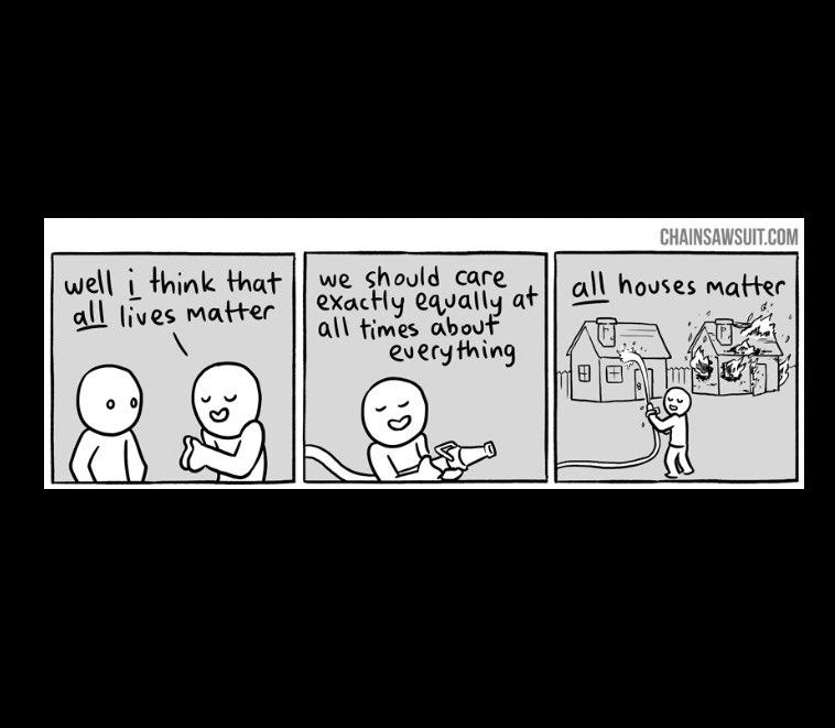 #BlackLivesMatter ❤️