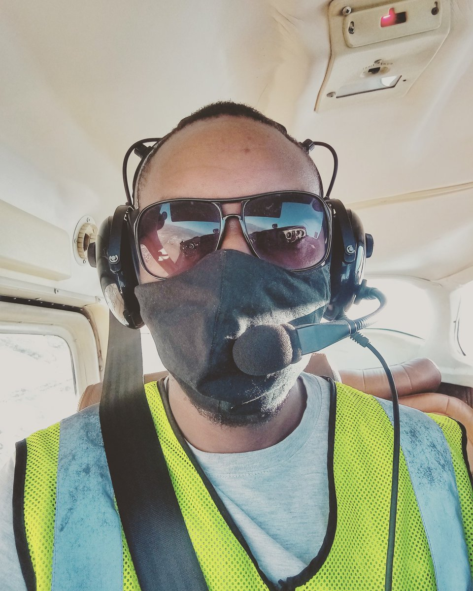 My new normal is to continually get used to new normals. #aviation #cessna172pic.twitter.com/pnd5GRN2uB