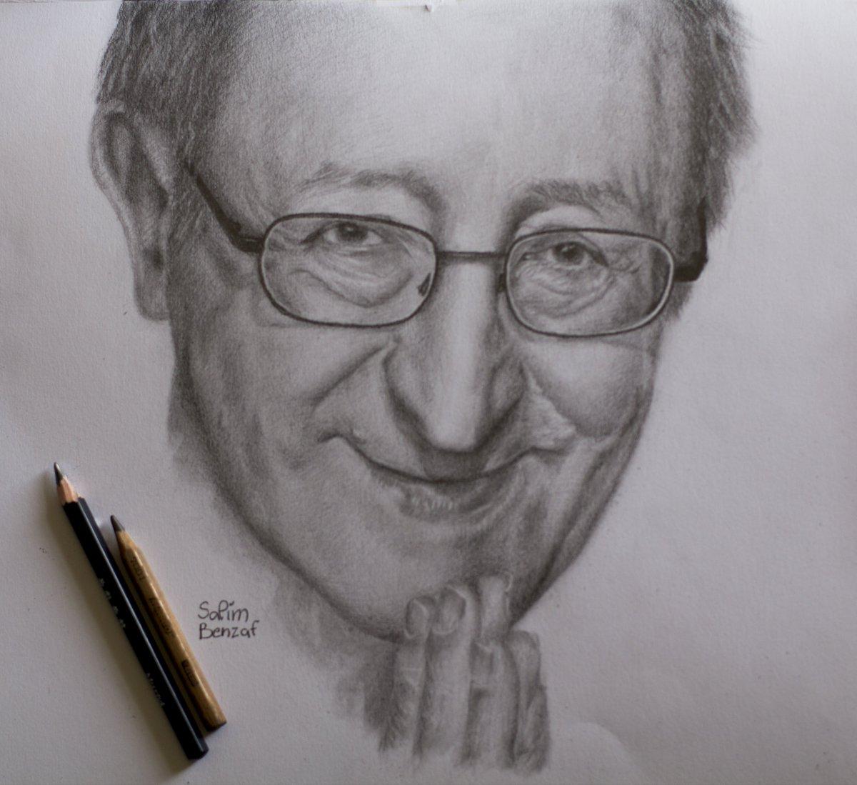 "My new drawing . ""Idir"" I hope you like it #drawing #pencil #Pencildrawing #Pencilchallenge #pencilart #pencilsketch #art #idir #salimbenzafpic.twitter.com/ctf6YyvmtG"
