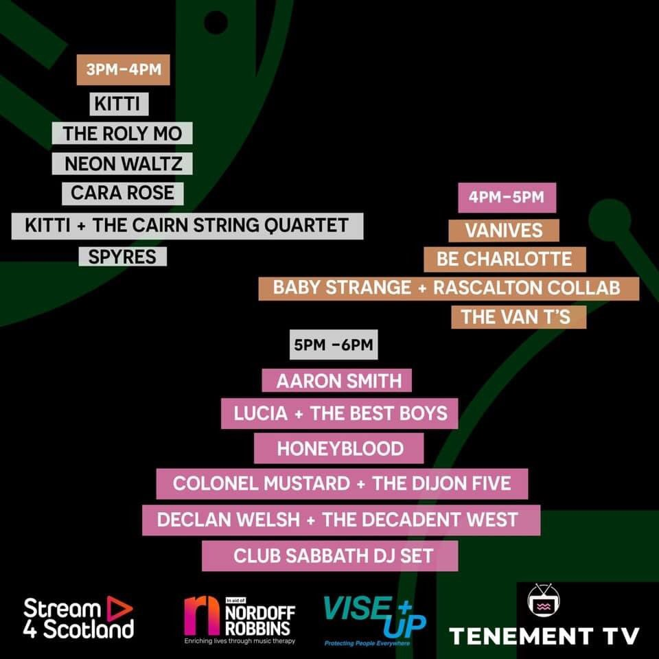 You can catch us at 3.15pm on @gigsinscotland Facebook page. Enjoy the tunes and donate anything you can, it's all going to a great cause <br>http://pic.twitter.com/sXCPd8gLgm