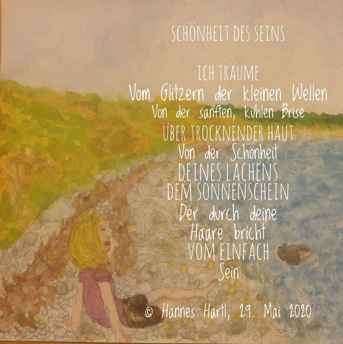 """Ein Gedicht und ein Aquarell zum Thema """"Schönheit""""  #Aquarell #art #beach #beauty #denmark #Dänemark #drawing #Küste #Kunst #Meer #Schönheit #sea #shore #Strand #waterColors #Zeichnung pic.twitter.com/EtGBBhvupF"""