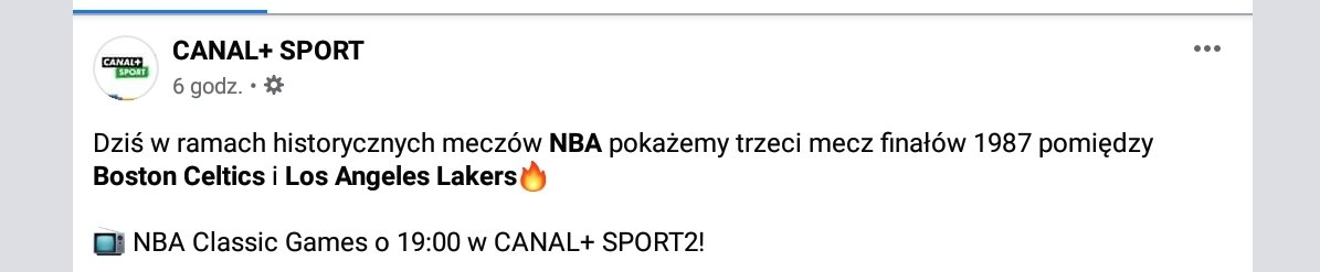 Showtime w Ogródku 🙂🏀🍿🔥. Lecimy https://t.co/qHna341ut8