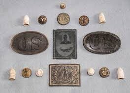 Weekly Question No. 21: What civil war memorabilia do you own and what's your most treasured piece? Leave a comment below. #war #military #artifacts #19thcentury #civilwar #historyfacts (photo from Washington Post) pic.twitter.com/FC0MJ7jk5s
