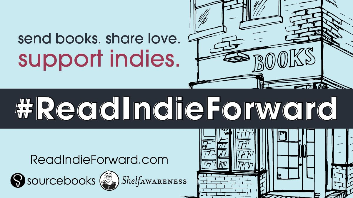 #Bookmail is the best mail. 😍  Make a friend's day when you #ReadIndieForward!  1️⃣ Buy a book from an indie bookstore 2️⃣ Send it to someone you love 3️⃣ Post about it! 4️⃣ Encourage them to do the same https://t.co/GEnuqulgxt