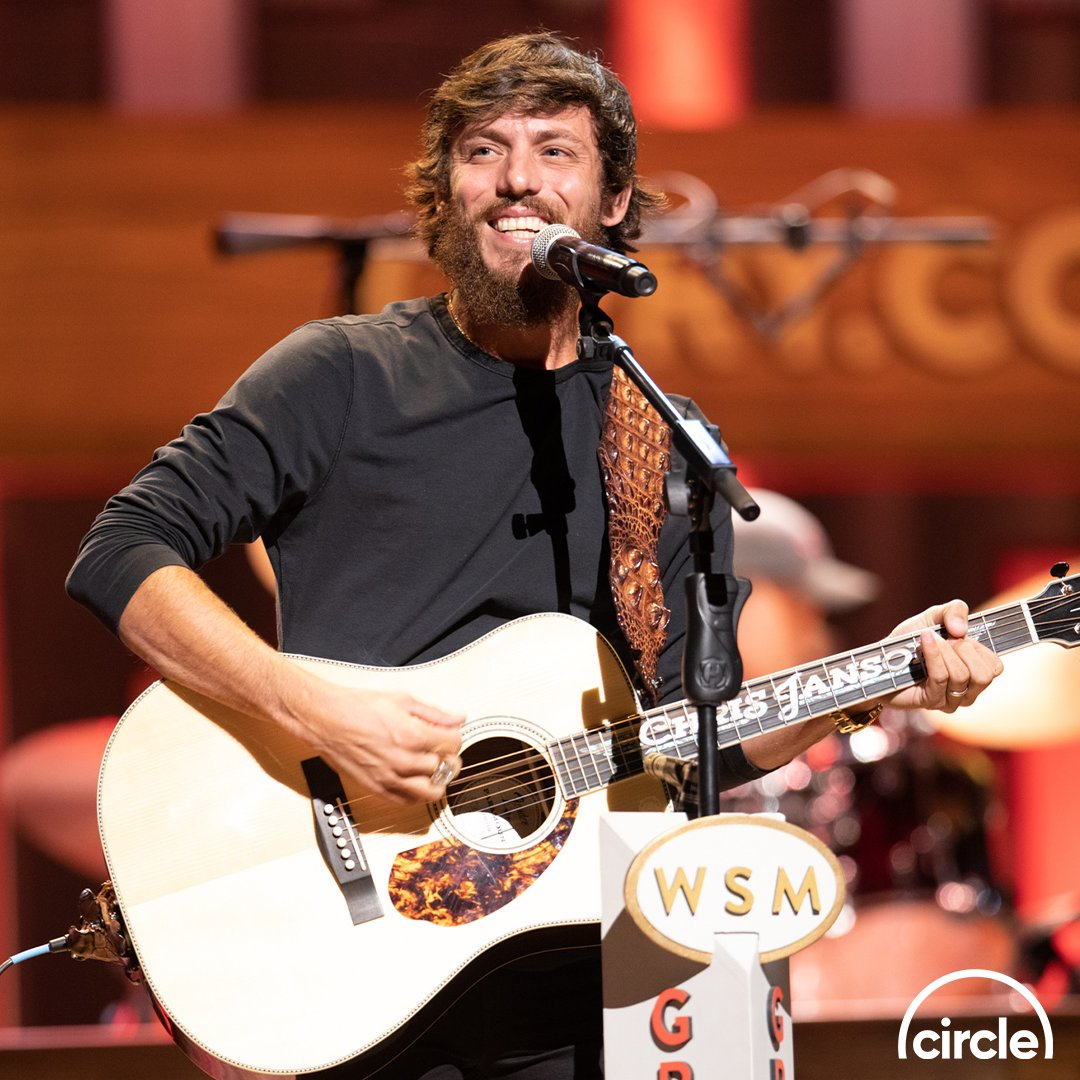 Are you ready to listen to the ONE and ONLY Chris Janson?! 😍🌟🎥 Opry Livestream tonight at 8/7c pm. @janson_chris #unbroken #circleallaccess