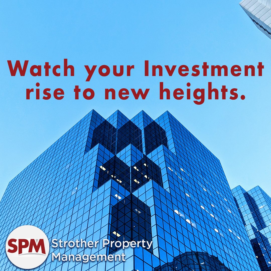 Strother Property Management is here to help with your commercial properties. Call to find out how we can get you the most out of your investment.  (910) 484-9469  https://t.co/IkQBlVFyX4  #CommercialProperty #OfficeBuilding #Rental #PropertyManagement #FayettevilleNC https://t.co/8dNG1oFHLl