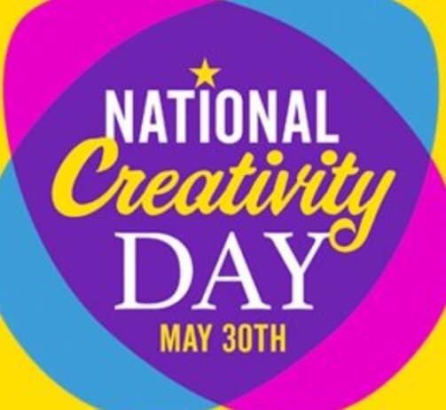 Bring some creative goodness into the world today - we need it more than ever! #NationalCreativityDay #k12ArtChat #creativitydept #AdobeEduCreative @AdobeForEdu @DavisPub @NAEA