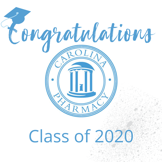 Today we celebrate you, #UNCPharmacy Class of 2020! A virtual celebration wasn't what we had hoped for or planned, but we're incredibly proud of this resilient class & can't wait to see what each and everyone of them accomplish. What well wishes do you have for the Class of '…