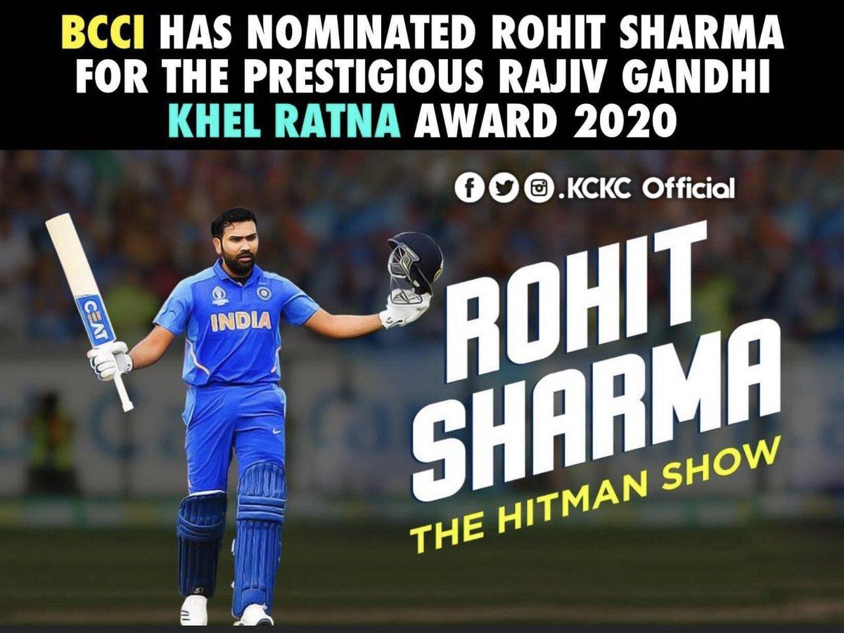 Ro-hit deserves #RohitSharma #Bcci #IndianCricketTeam <br>http://pic.twitter.com/xtAI2mlemO