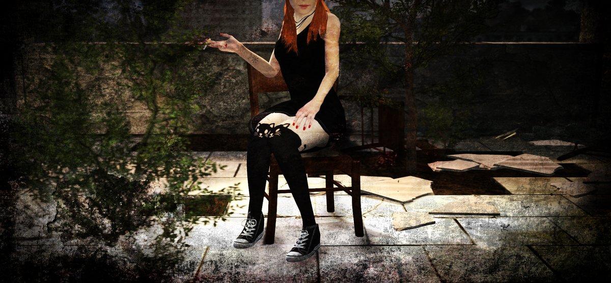 #redheadgirl #abandonedplaces #decayingbeauty #sourcefilmmaker #3dblender #sfm #3dmodelpic.twitter.com/M5ydLaaNC0