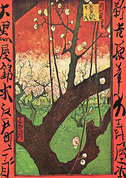 Japonism, a style that developed in France especially in the second half of the 19th century with the opening of Japan to the West of the Meiji era, has attracted Van Gogh. These are the three paintings by Van Gogh imitating Ukiyo-e. #vangogh #historyofart #artshare #ukiyoe #artpic.twitter.com/8IQhVQPOKL