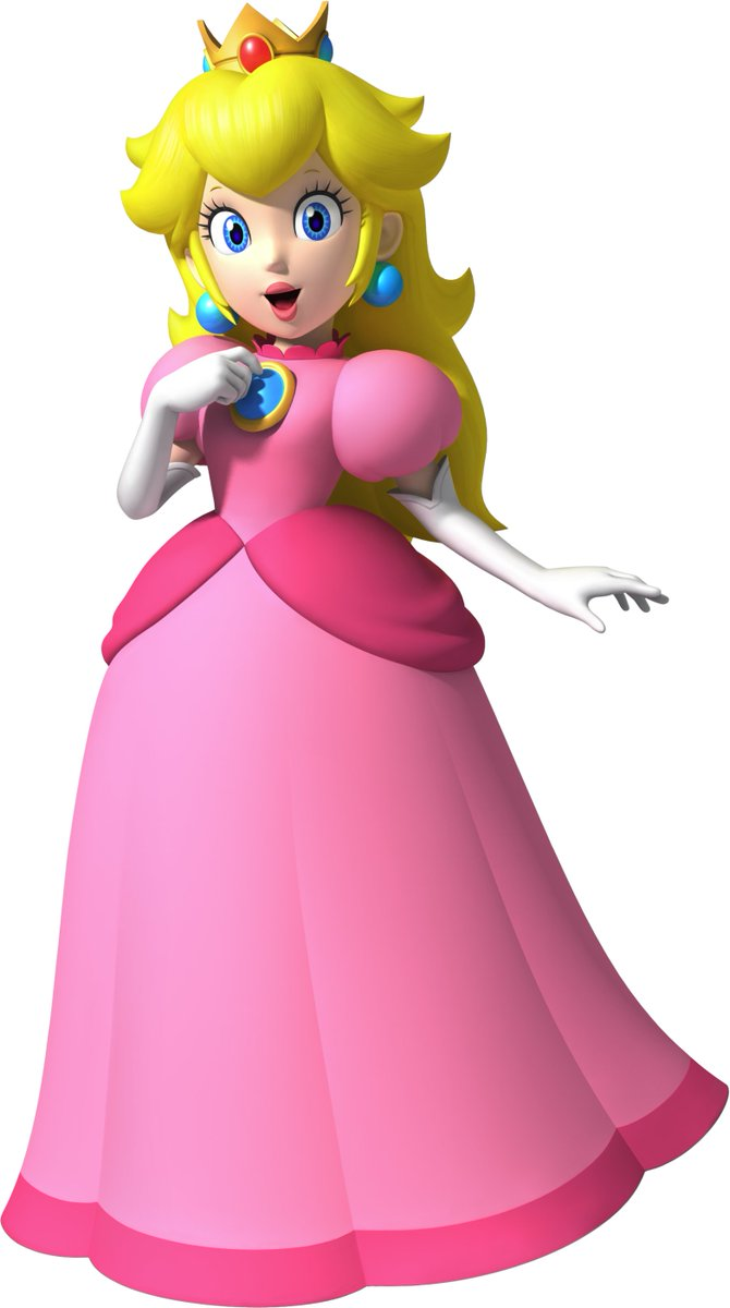 Peach was actually in the beta version of Super Mario Maker 2 as an enemy, but was later removed to make room for Ant Trooper.