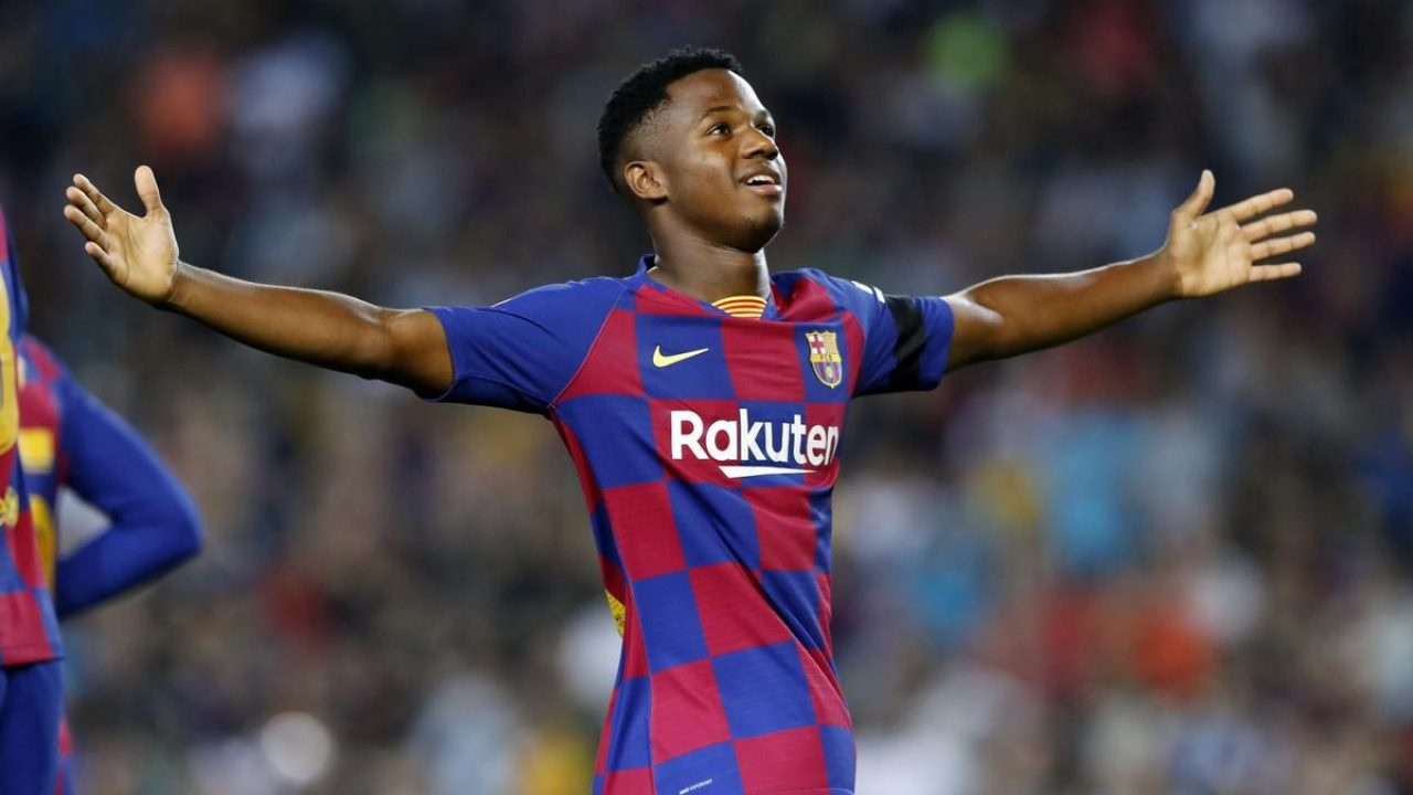 """Barça Universal в Twitter: """"📰 — Juventus have asked about Ansu Fati and the youngster's answer was'no'. [md]… """""""