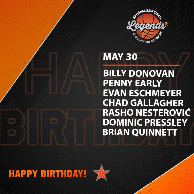 Wishing a HAPPY BIRTHDAY to these #NBA Legends 🎉  #LegendsofBasketball #NBABDAY https://t.co/a0gEYg9m1J