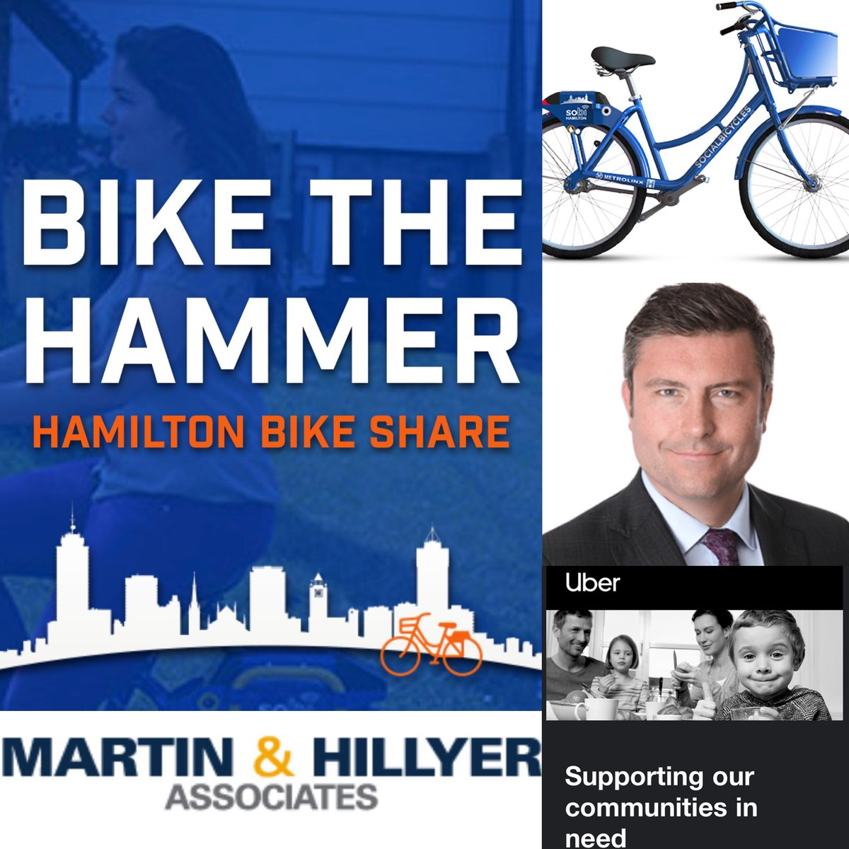 Putting my  where my mouth is, pledging $5,000 to #hamiltonbikeshare. #bikes empower, promote #mentalhealth and are #fun! support #saveoursobi however you can. WE CAN DO THIS. WE DESERVE THIS, #HAMONT. #cycling #personalinjurylawyer @burlingtonlaw #employmentlawyer #burlonpic.twitter.com/4O27tZP27U