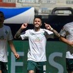 Image for the Tweet beginning: Werder setzt Aufholjagd fort -