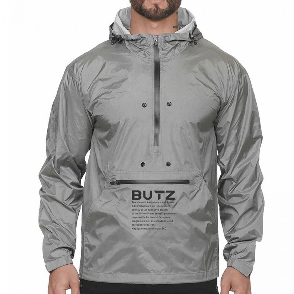 #amazing #instamood Men's Outdoor Hooded Tight Jacket