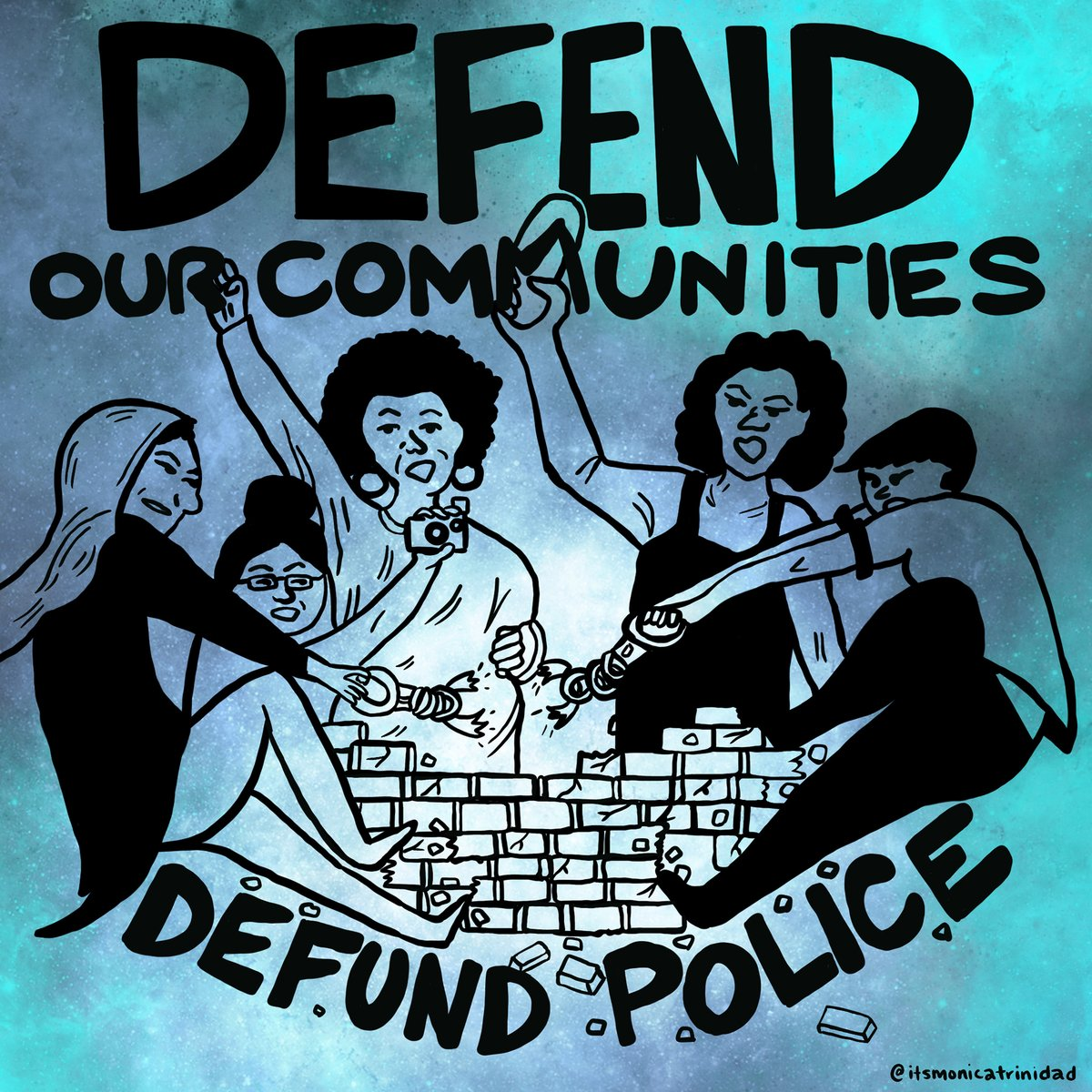 Saturday THREAD - So much solidarity from coast to coast!  This is an updated thread on bail funds supporting people arrested for demanding justice for George Floyd, Breonna Taylor, & all victims of police violence. 1/ #FreeThemAll https://t.co/ZNdkwvVlMX